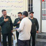 افتتاح پروژه های خانه نیازمندان در استان سمنان