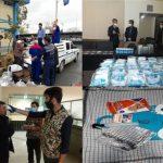 آمادگی کارگاه های جهادی تولید ماسک استان مرکزی