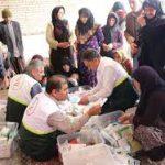 ارائه خدمات پزشکی به عشایر منطقه گرگو