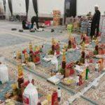 توزیع بسته های معیشتی در همدان