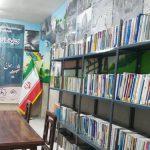 افتتاح چهارمین کتابخانه توسط گروه جهادی شهدا به نام «شهید همت»
