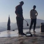 جهادگران دانشگاه پیامنور لرستان به بازسازی واحدی مسکونی پرداختند