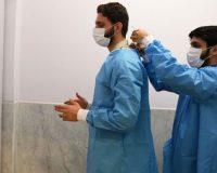 گروههای جهادی برای تنگ کردن عرصه بر بیماری کرونا وارد عمل شوند