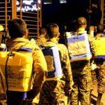 تلاش گروههای جهادی دانش آموزان گرگانی برای حصر خطرهای کرونا