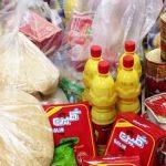 توزیع بستههای غذایی و بهداشتی بین نیازمندان همدان