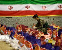 توزیع بستههای معیشتی در استان مرکزی