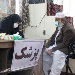 حضور جهادگران دانشگاه آزاد مشهد در روستای کنویست
