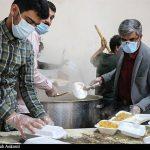 طبخ غذای گرم در پویش همدلی استان کرمان