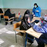 خدمت جهادگران سلامت در طرح شهید سلیمانی