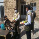 اردوی جهادی سلامت در روستای دنیان بخش کردیان جهرم