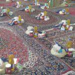 کمک مومنانه جهادگران همدان در سفره نوروزی
