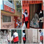 اهدای کمکهای مومنانه به نیازمندان به مناسبت عید سعید فطر