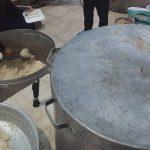 پخت و توزیع اطعام عید غدیر در محلات آسیبپذیر بندرعباس