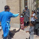 تامین بسته های بهداشتی و معیشتی در طرح شهید سلیمانی