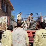 اردو جهادی فرهنگیان قم با همراهی دانشآموزان در سیستان و بلوچستان