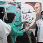 """اجرای طرح """"شهید سلیمانی"""" توسط گروههای بسیجی در همدان"""