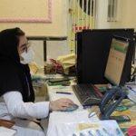 دانشجویان جهادگر علوم پزشکی لرستان در میدان واکسیناسیون