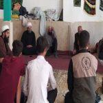 فعالیت گروه جهادی شهید امیدی در روستاهای محروم نهاوند