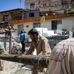 حضور جهادگران اقلید در مناطق محروم
