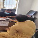 ارایه خدمات بهداشتی درمانی توسط جهادگران در کلینیک حیات