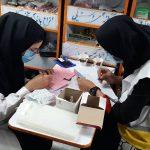 راه اندازی مرکز واکسیناسیون سیار در شهر حمزه توسط جهادگران علوم پزشکی دزفول